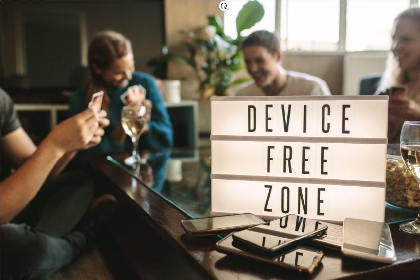 Device Free Zone