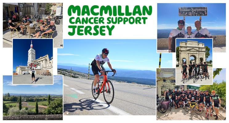 Images of Chris Clark Cycling Mont Ventoux