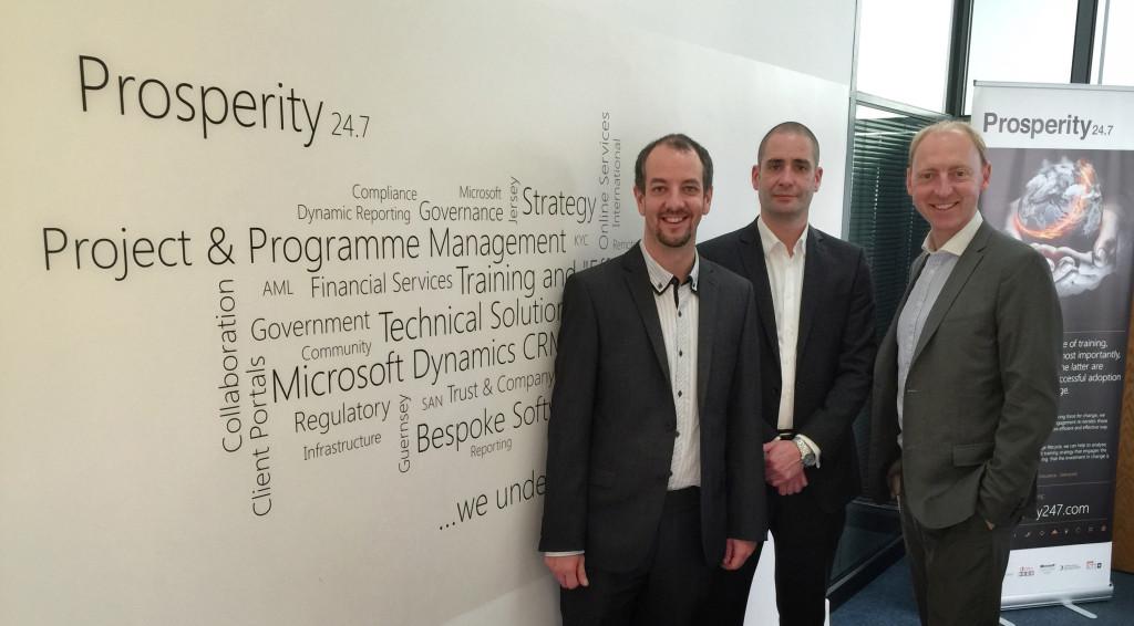 HP, Prosperity 24.7, Jersey, Channel Islands, Partner, Gold Partner, HP Platinum Partner.