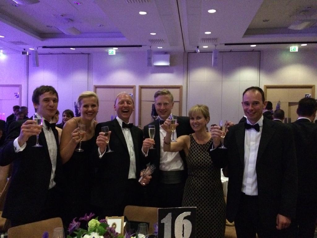 IoD Director of the Year; Chris Clark; Prosperity 24.7