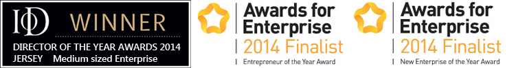 Prosperity 24.7 Awards; IoD Awards; Awards for Enterprise; Jersey; Channel Islands Consultancy