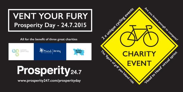 Prosperity Day, Charity, Prosperity, 2015, Jersey, Guernsey