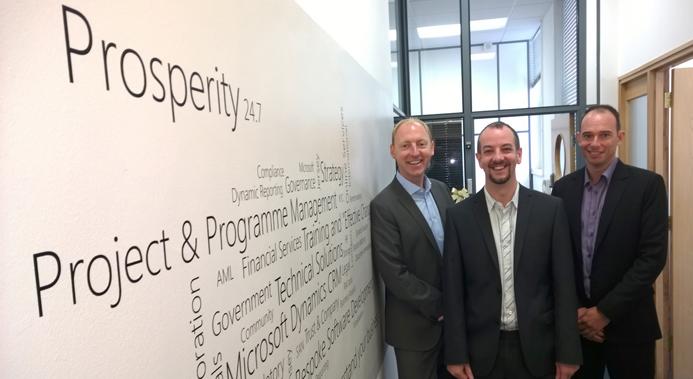 Prosperity, Prosperity 24.7, Jake Foster, Director, Paul Marshall, Head of Business Change
