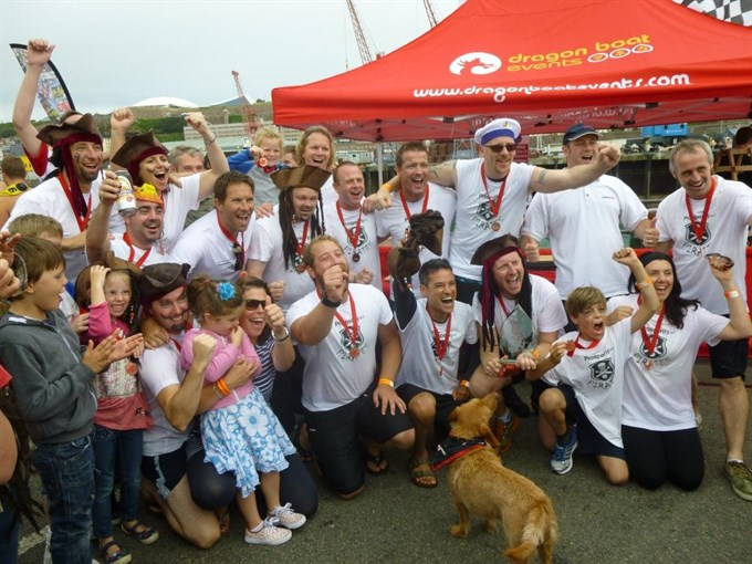 Jersey Dragon Boat Winners